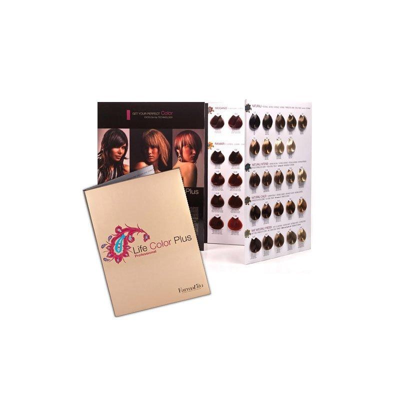 Επαγγελματική βαφή μαλλιών Life Color Plus 100ml – Farmavita  f7ec590674f