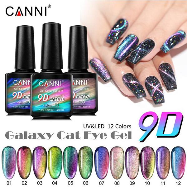 Canni 9D Cat Eye Gel