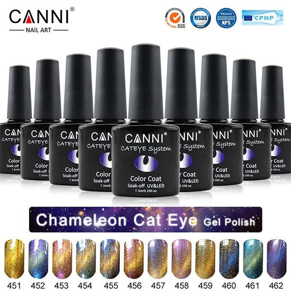 Canni Chameleon Cat Eye